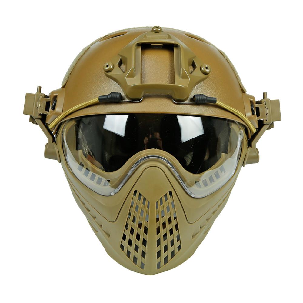 Military Cranial Protective Helmet