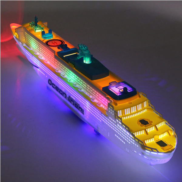 Cruise Christmas Liner Lights
