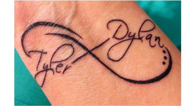 Love Me Who I Am Tattoo