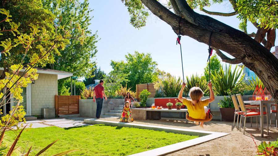 Outdoor Games Small Gardens