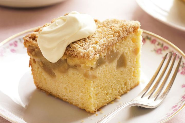 Apple Easy Cake Dessert