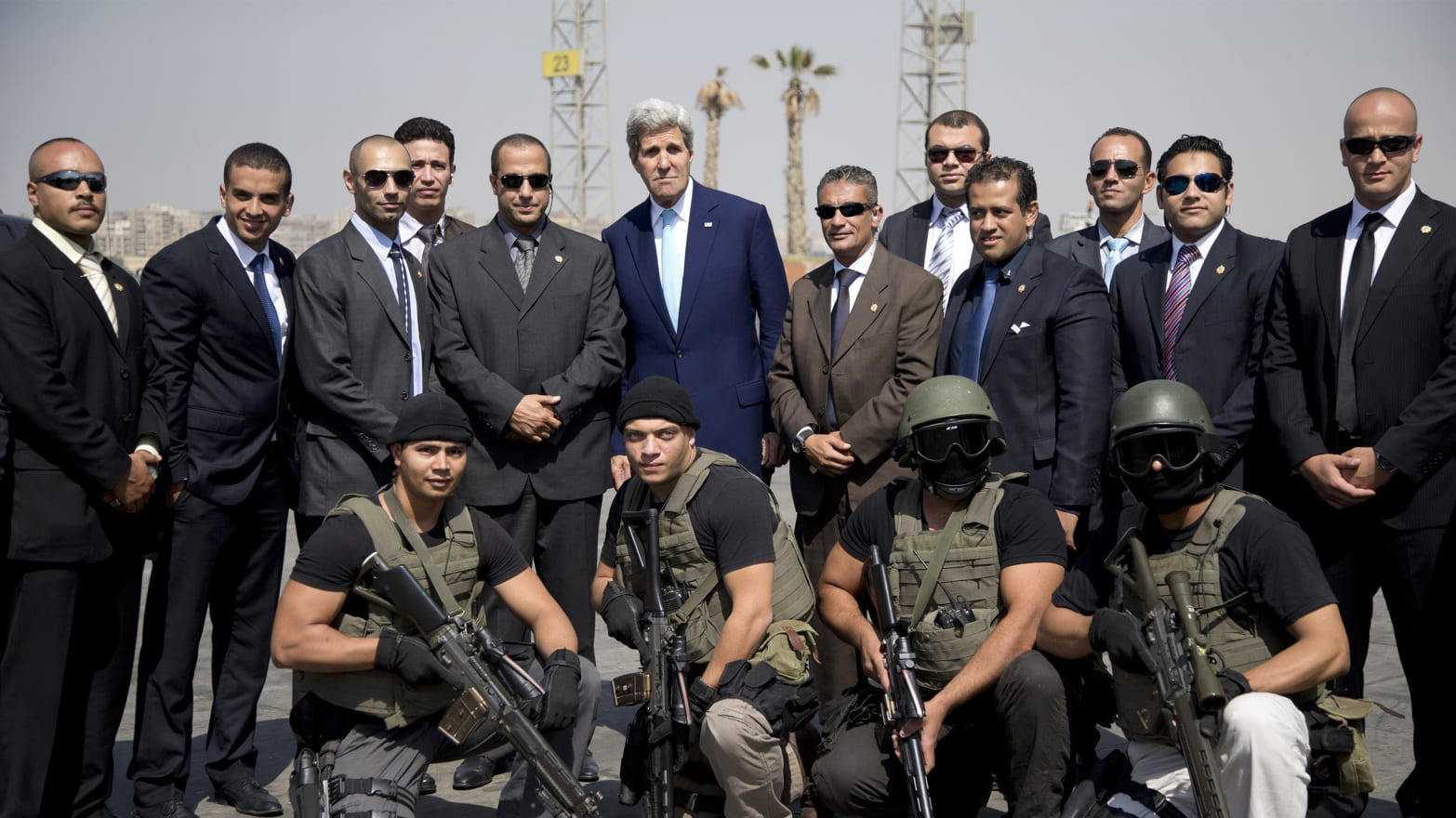 Presidential Security Service