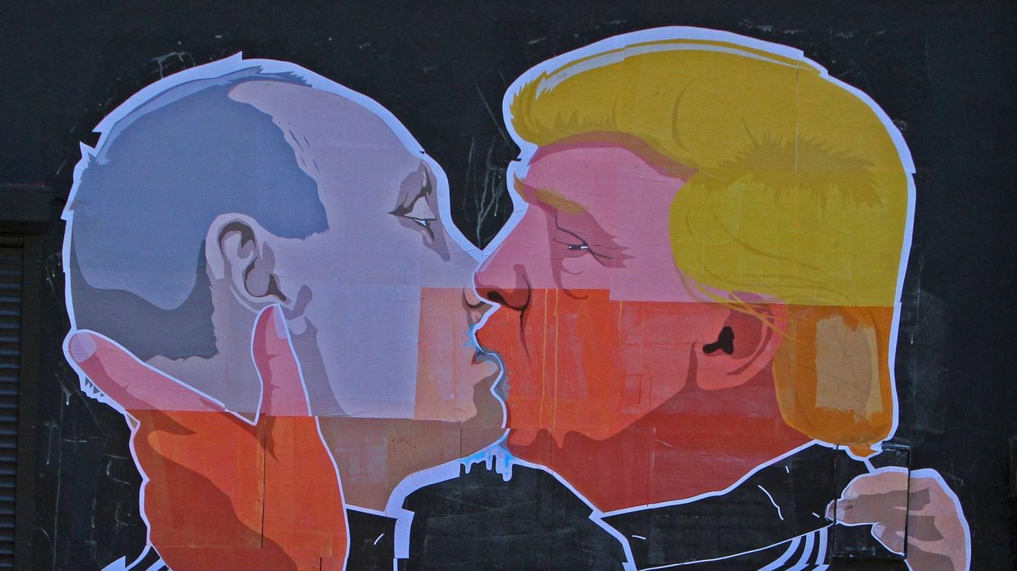 Donald Trump S Unrequited Love For Vladimir Putin