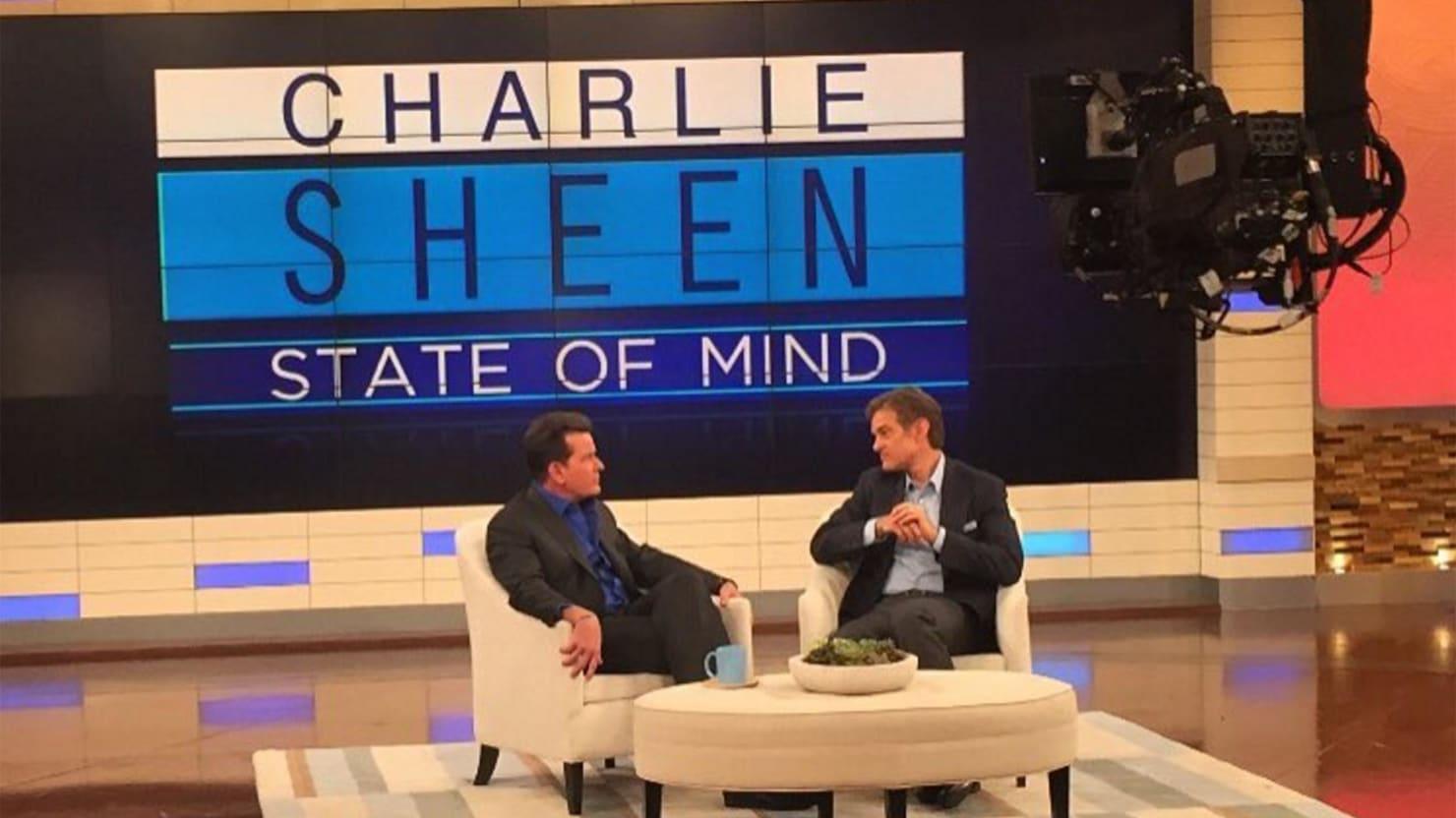 Sheen Oz Dr Charlie