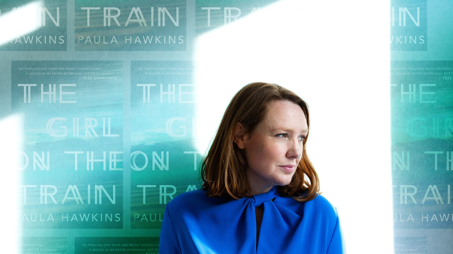 The Fastest Selling Adult Novel in History  Paula Hawkins   The Girl     Dreamworks just bought the movie rights  Your book club is definitely  reading it  Author Paula Hawkins discusses her debut mega hit  The Girl on  the Train