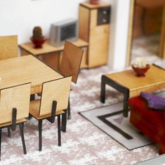 House Made Doll Cardboard Walk