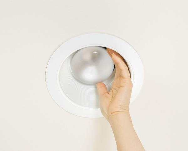 Remove Stuck Light Bulb