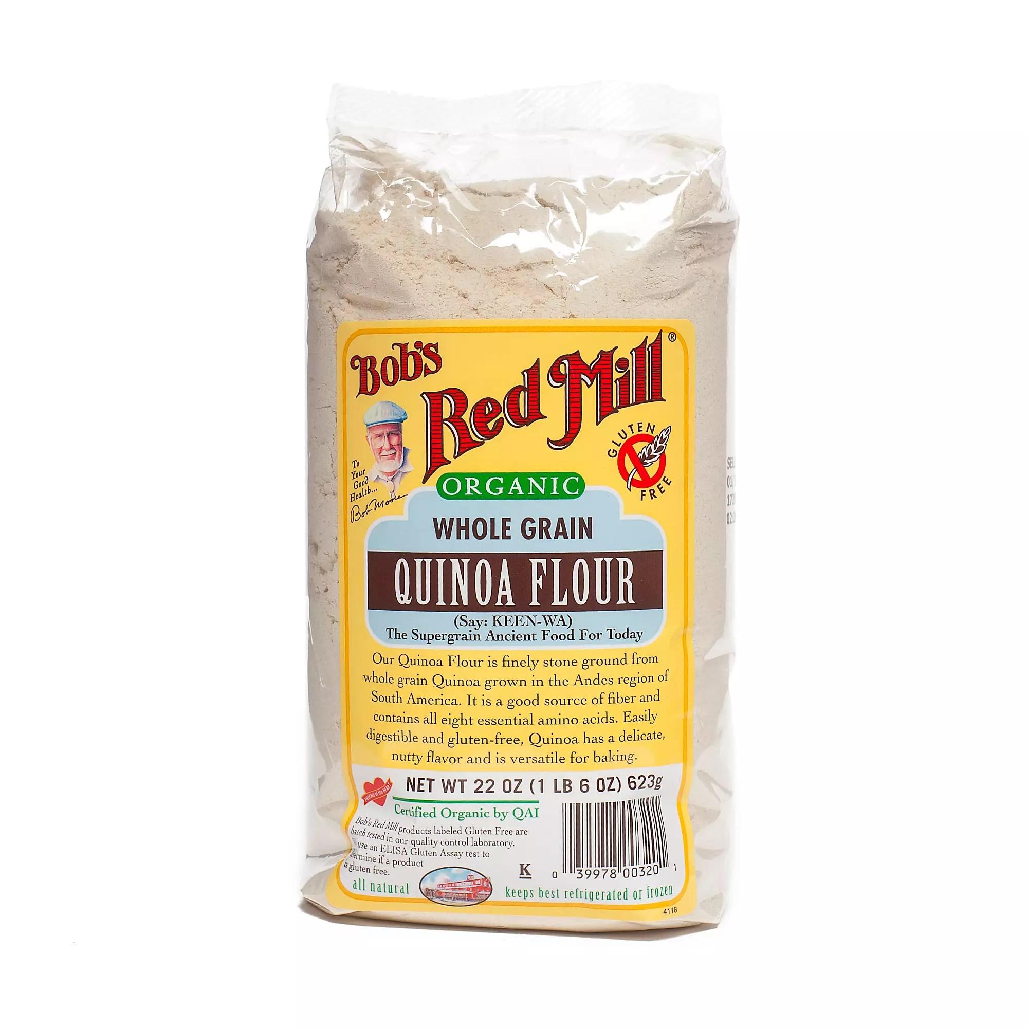 Organic Quinoa Flour by Bob's Red Mill - Thrive Market
