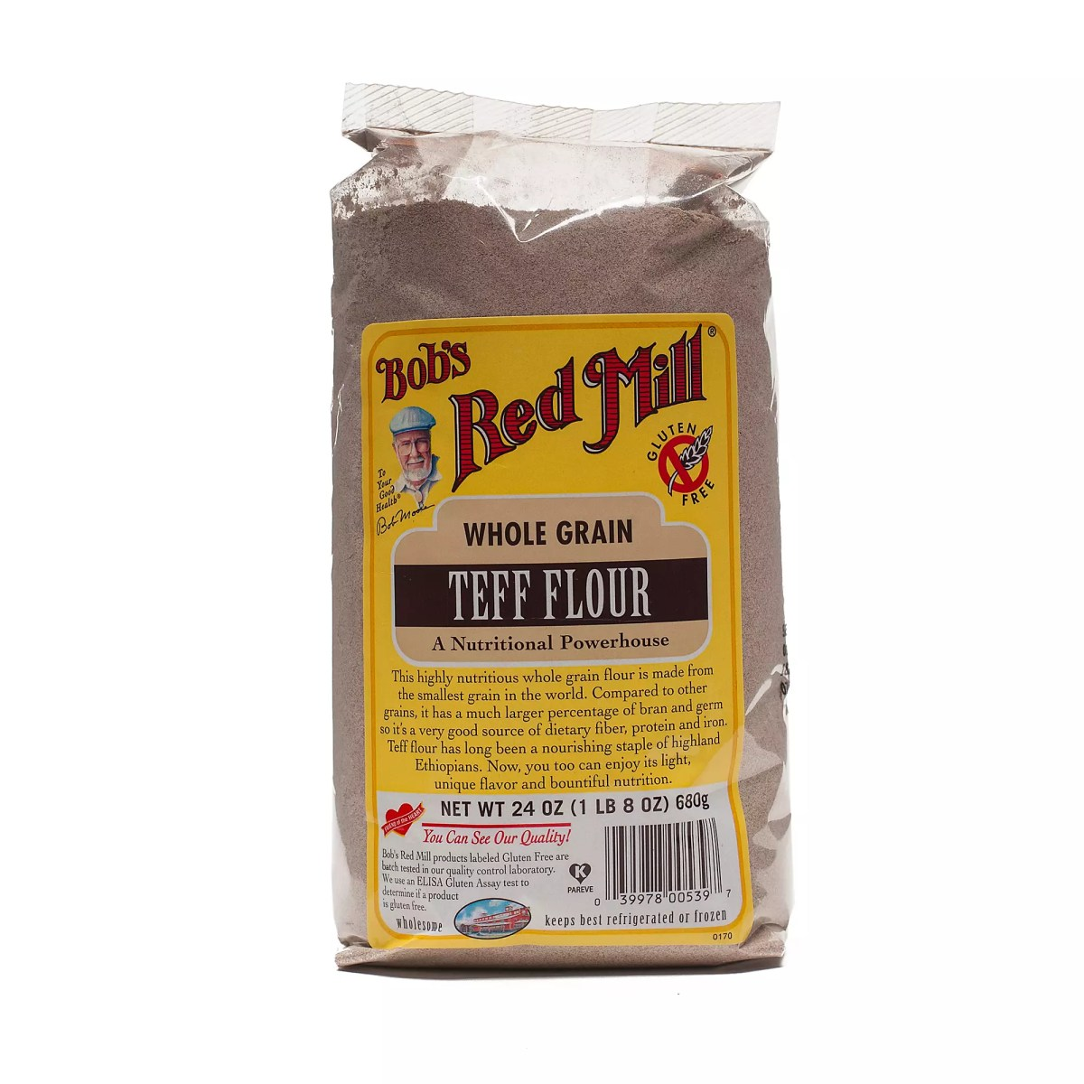 Teff Flour by Bob's Red Mill - Thrive Market