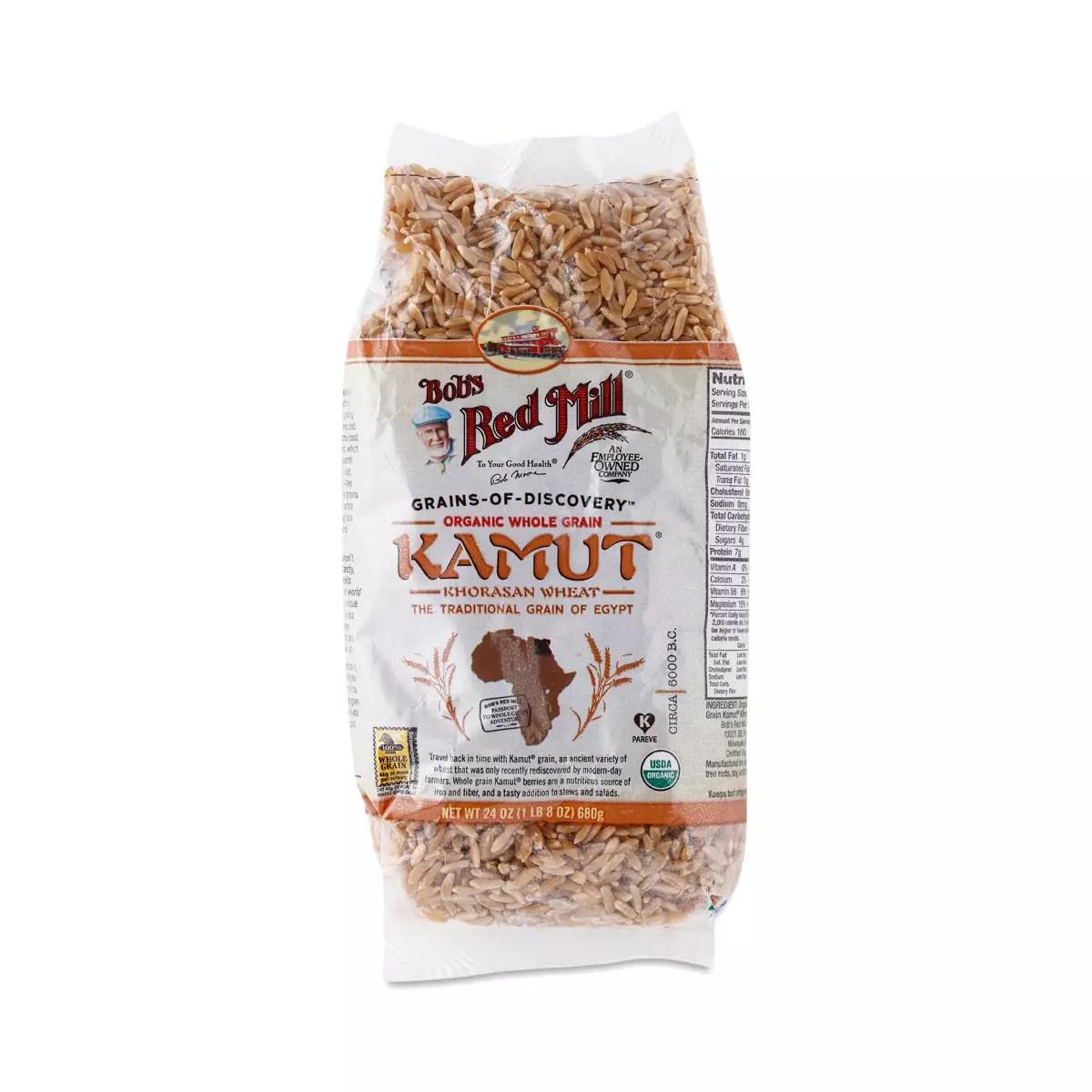 Organic Kamut Grain by Bob's Red Mill - Thrive Market