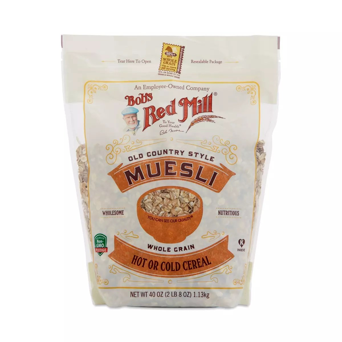 Old Country Style Muesli by Bob's Red Mill - Thrive Market