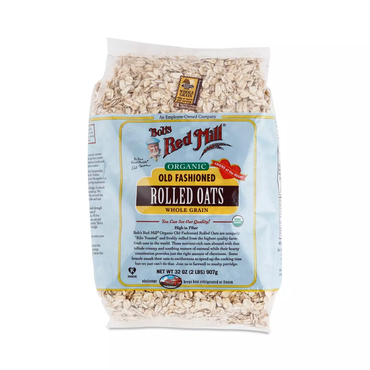 Rolled Oats by Bob's Red Mill - Thrive Market