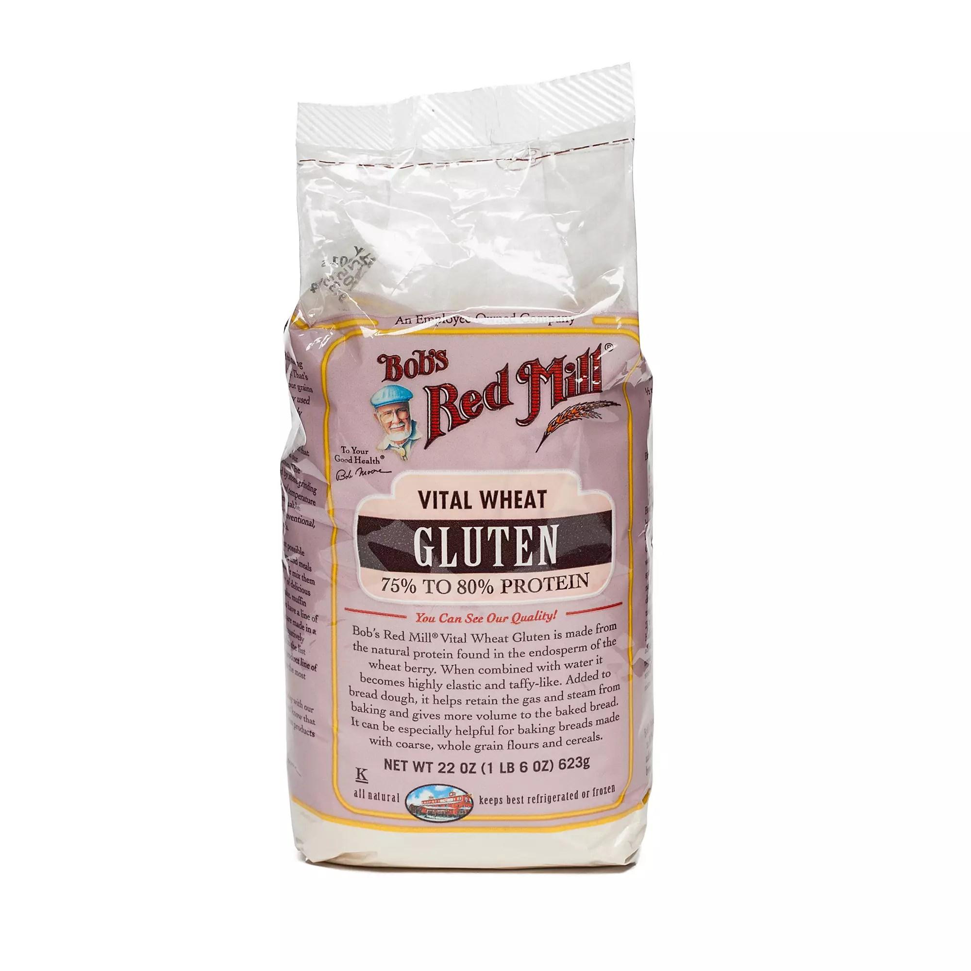 Vital Wheat Gluten by Bob's Red Mill - Thrive Market