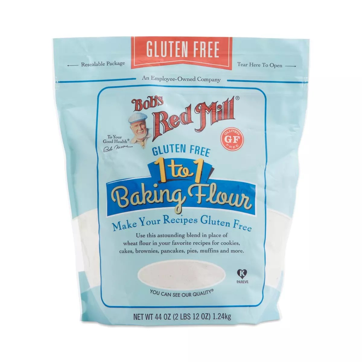 Gluten-Free 1-to-1 Baking Flour by Bob's Red Mill - Thrive ...