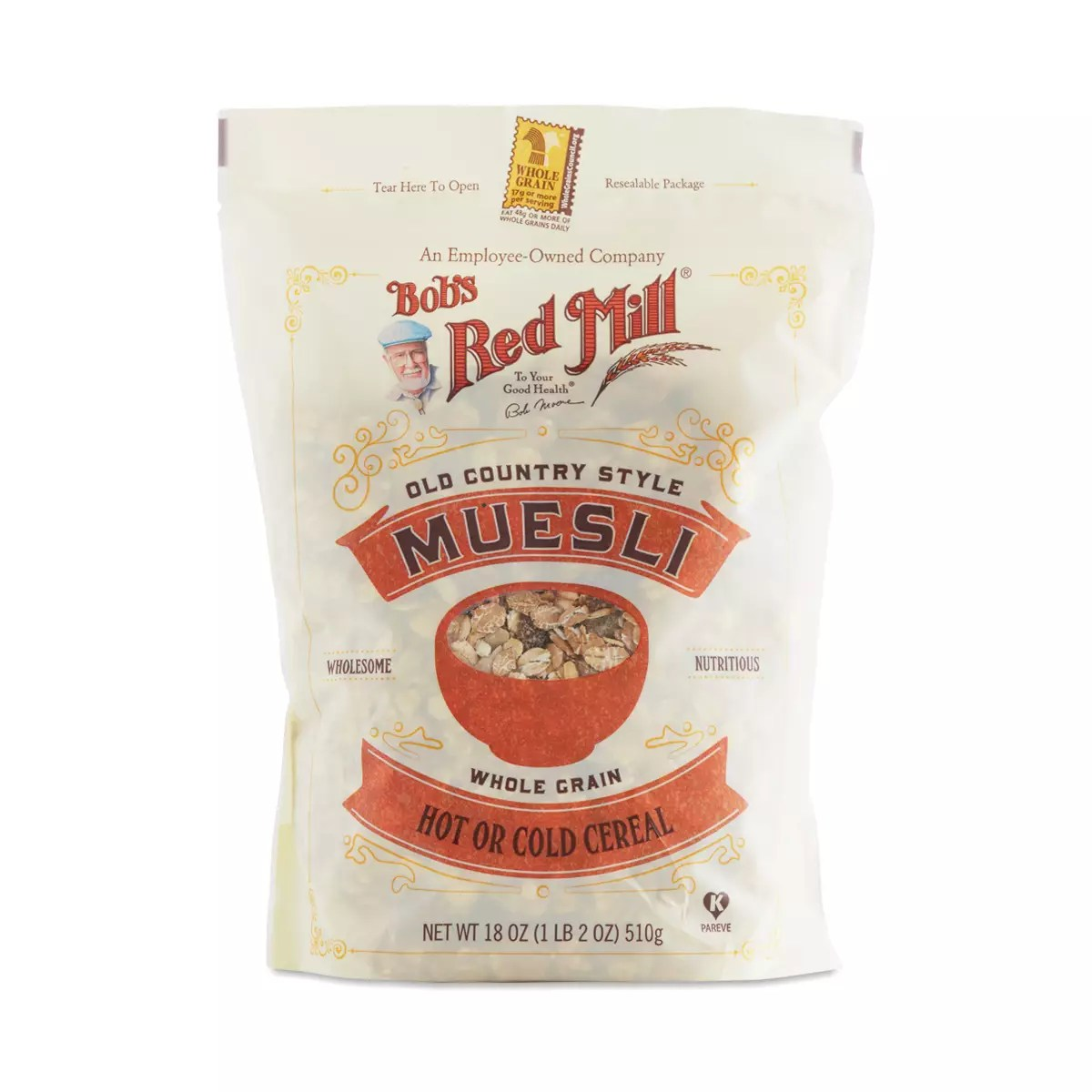 Muesli Cereal by Bob's Red Mill - Thrive Market