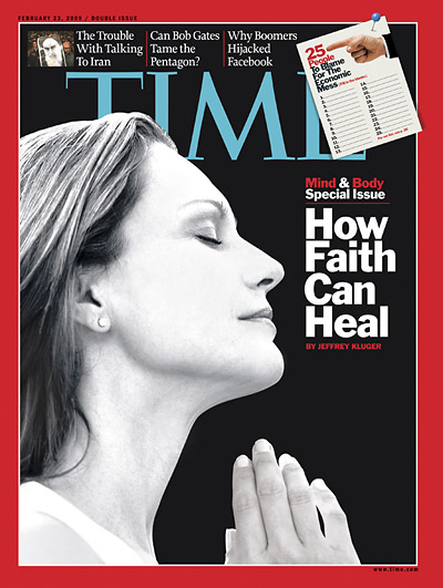 TIME Magazine Cover: Mind and Body Special Issue: How ...