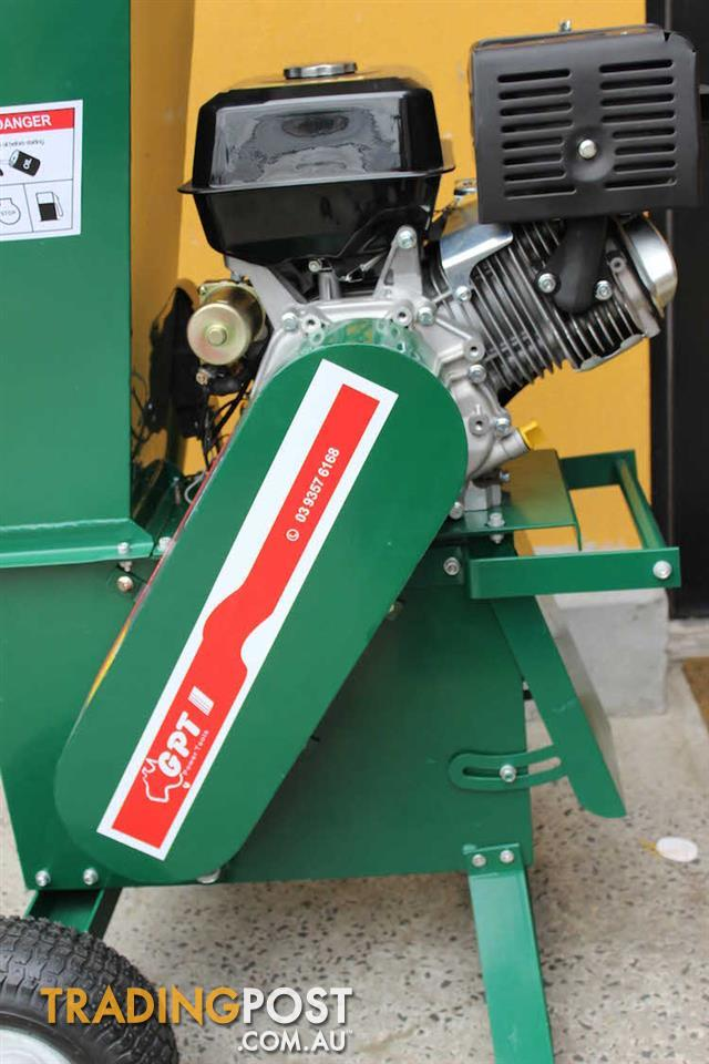 Industrial Garden Shredders And Chippers