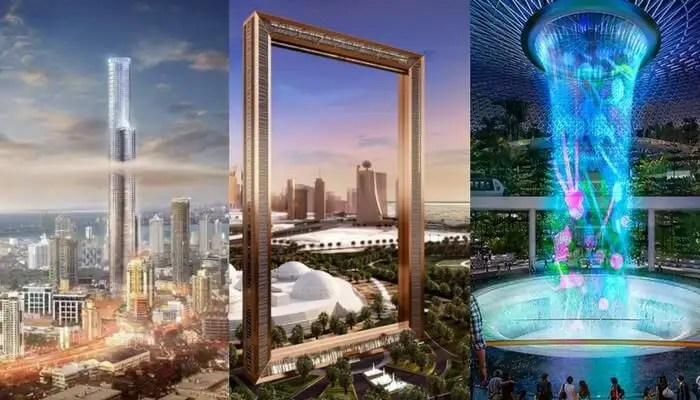 10 Futuristic Buildings To Look Forward To In 2018