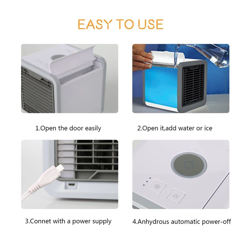 Sharper Personal Image Air Conditioner