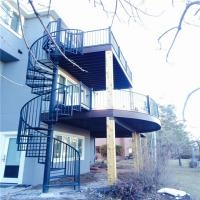 Wholesale Glass Standoff Railing Primaconstruction   Used Spiral Staircase For Sale Near Me   Staircase Kits   Demose Hardware   Wrought Iron   Railing   Stainless Steel