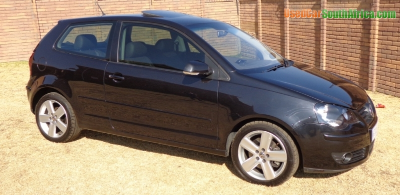2007 Volkswagen Polo Polo 1 9 Tdi Sportline Used Car For