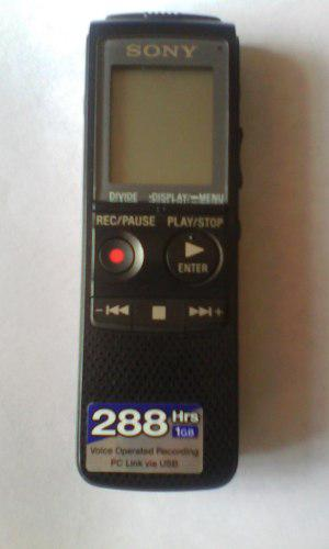 Ic Sony Recorder Bx112 Icd