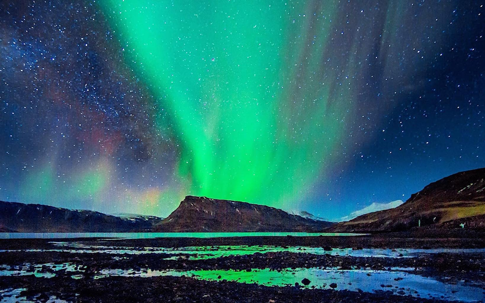 Northern Lights New Zealand