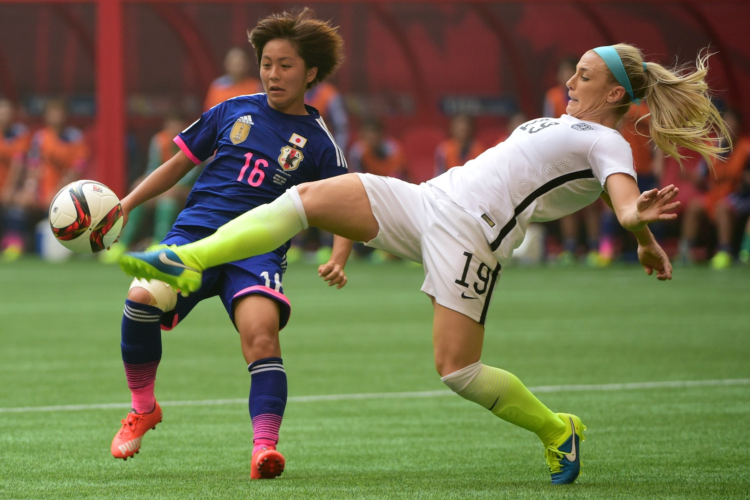 On the surface, U.S. women's soccer team will play more ...