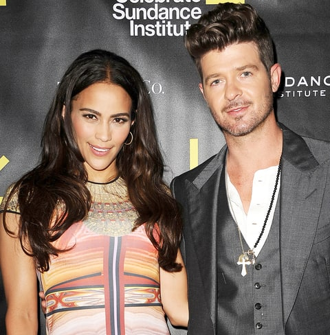Paula Patton Accuses Robin Thicke of Domestic Abuse - Us ...
