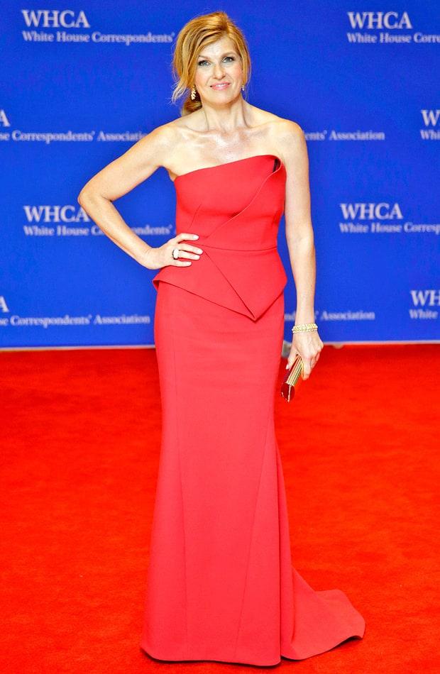 Connie Britton Washington Correspondents 2015