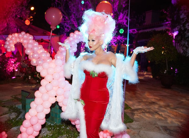 Inside Christina Aguilera S 36th Birthday Party Us Weekly