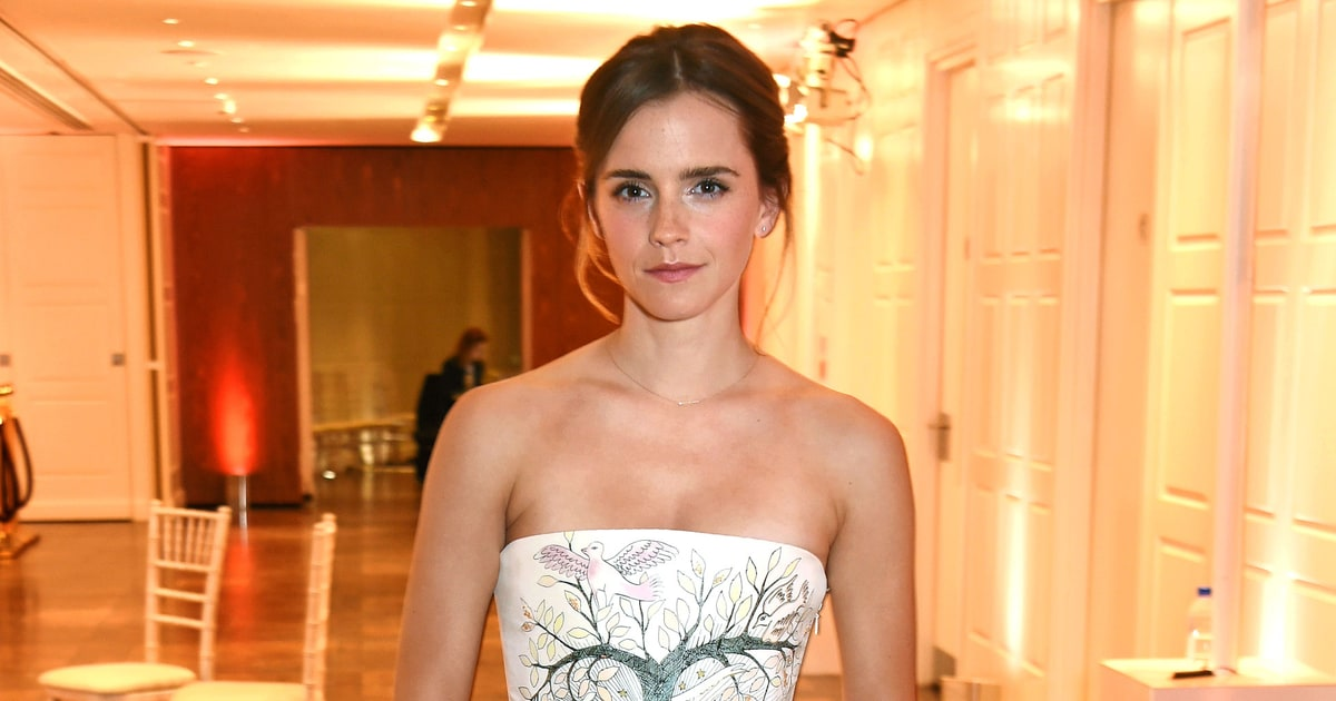 Why Emma Watson's New Fashion Instagram Account Will Be ...