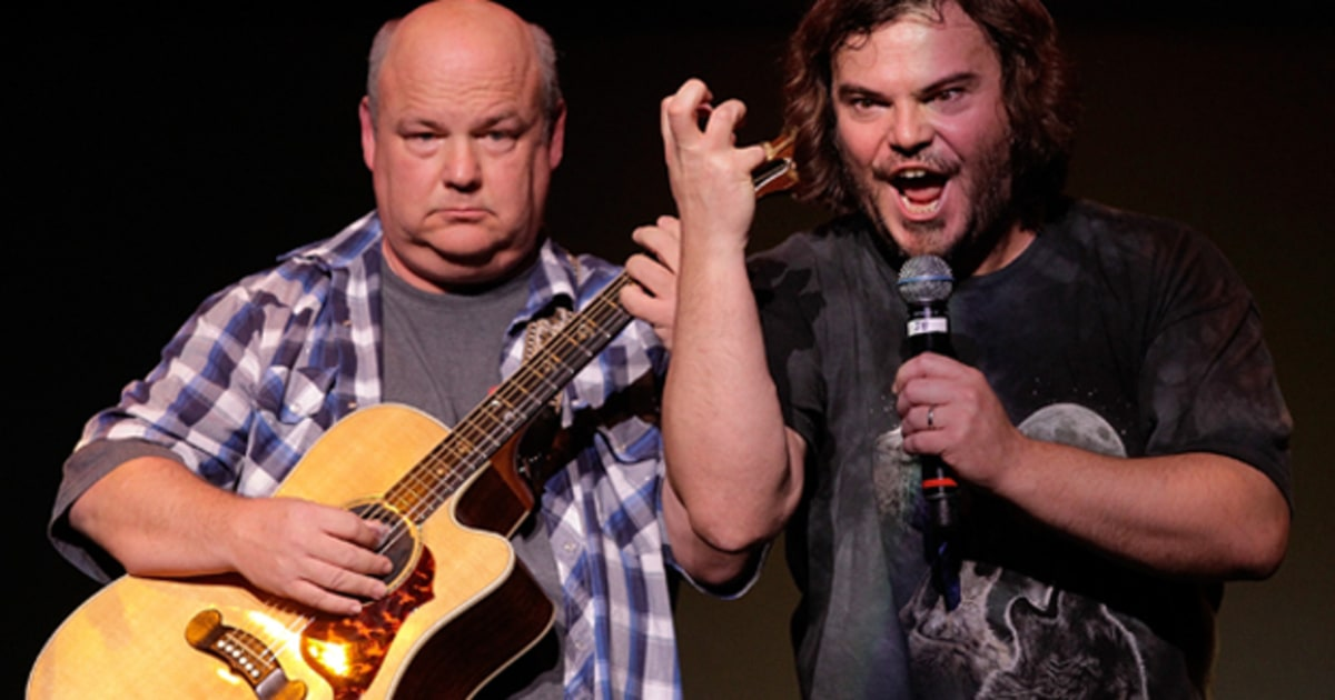 Q&A: Tenacious D on Their Grammy Nod and Comedy-Rock ...