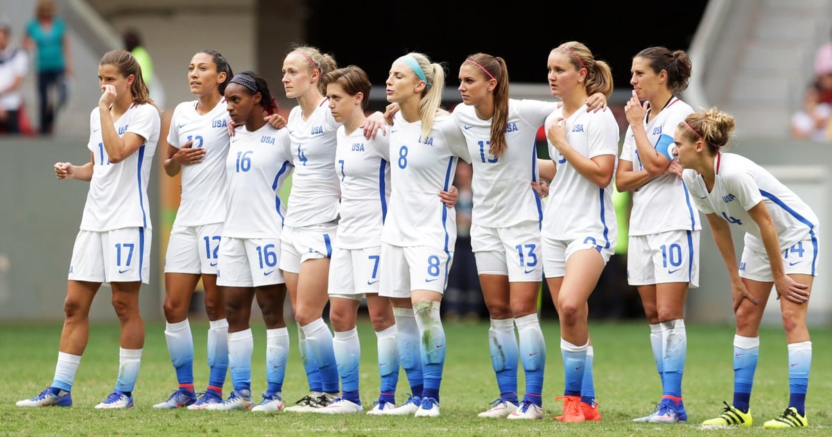 Rio Olympics: U.S. Women's Soccer Shocks With Loss to ...