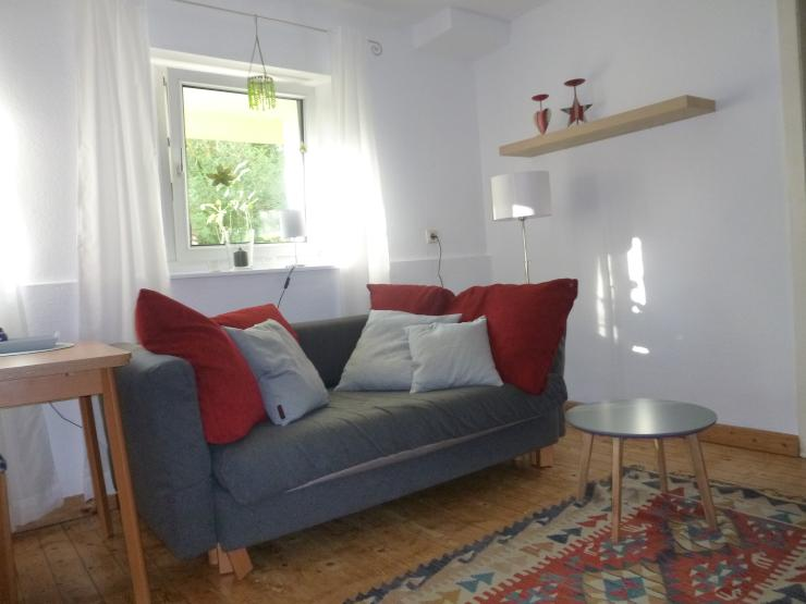 Für 1 Person: Ruhige möblierte 2 Zimmer Wohnung, Köln-Sülz - Wohnung in Köln-Sülz