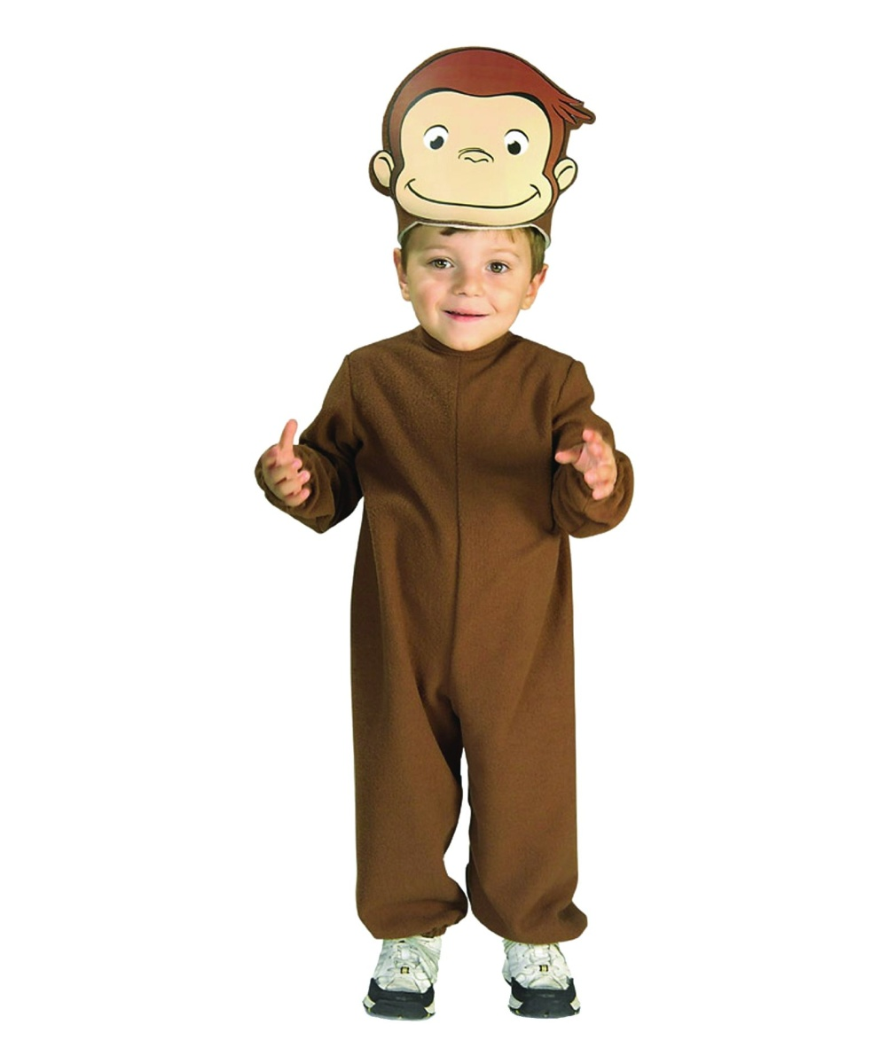 George Universal Studios Curious Costume