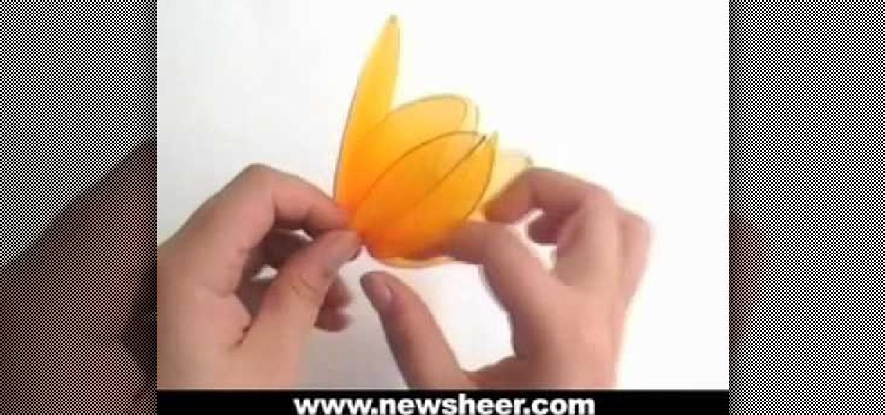 Nylon Flower Making Book