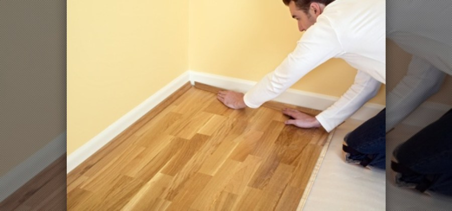How to Easily Replace a Damaged Laminate Floor Plank      Interior     Easily Replace a Damaged Laminate Floor Plank