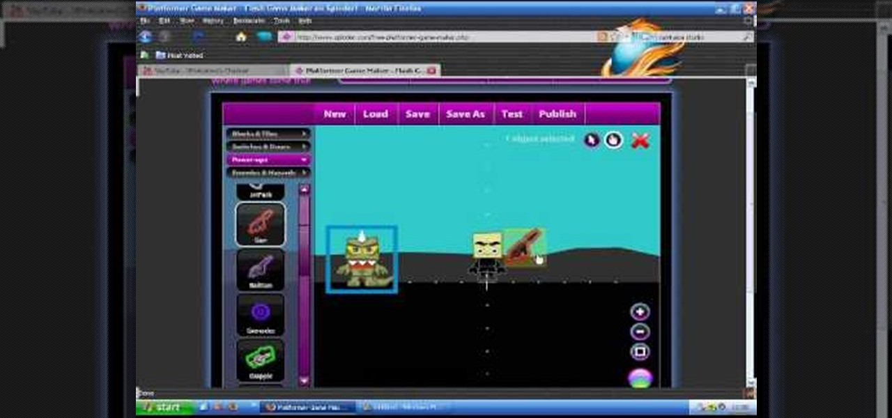 Build Your Own Game Online