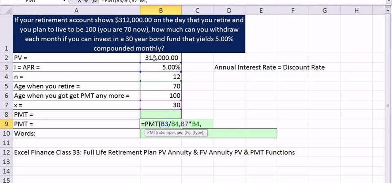 Best Retirement Annuity