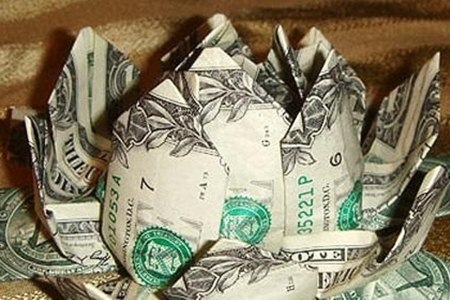 How to make origami flowers out of dollar bills best wild flowers how to make a dollar bill rose steps with pictures wikihow origami dollar flower picture of back of unit assembly origami dollar bill flower embroidery mightylinksfo