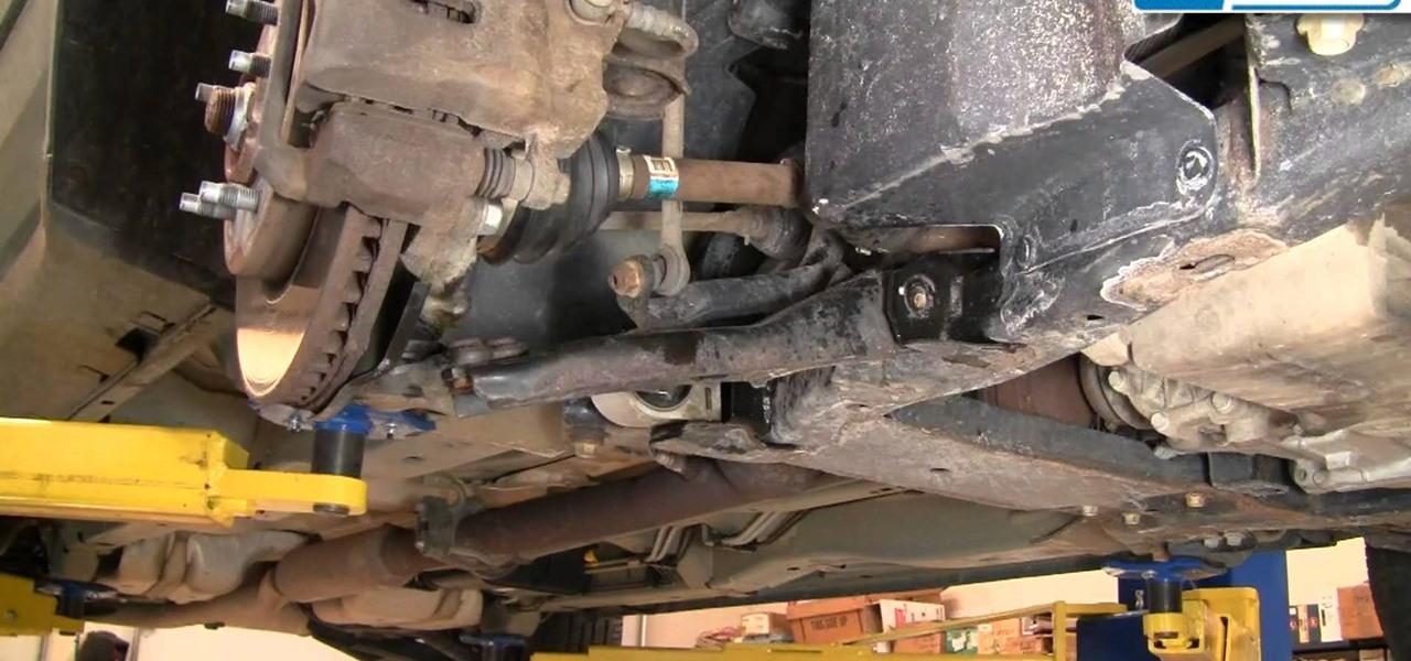 Suspension Odyssey Honda Diagram Rear
