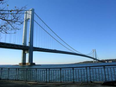 Verrazano Narrows Bridge Images - New York City - XciteFun.net