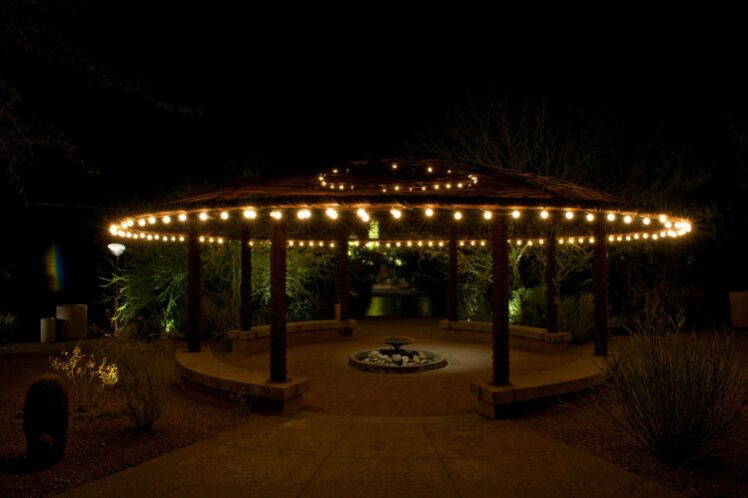 Canopy String Lights