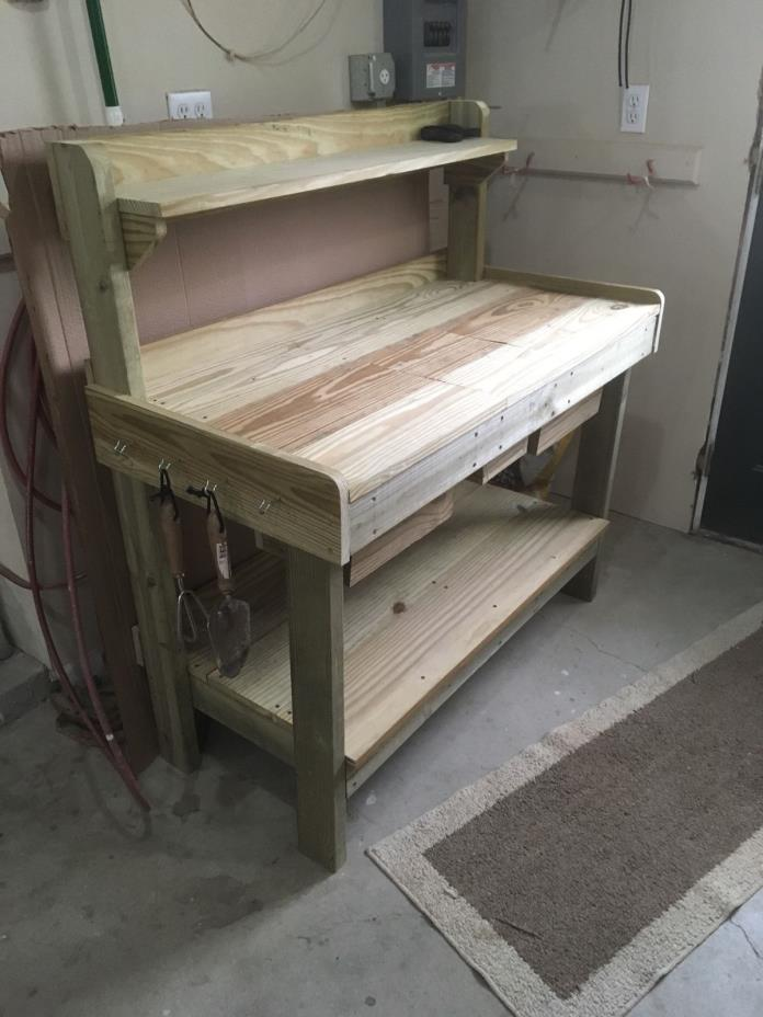 Garden Potting Bench For Sale Classifieds