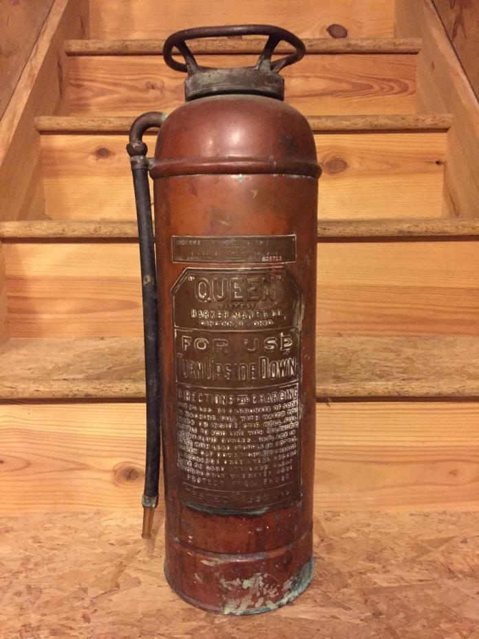 Vintage Fire Extinguishers - For Sale Classifieds