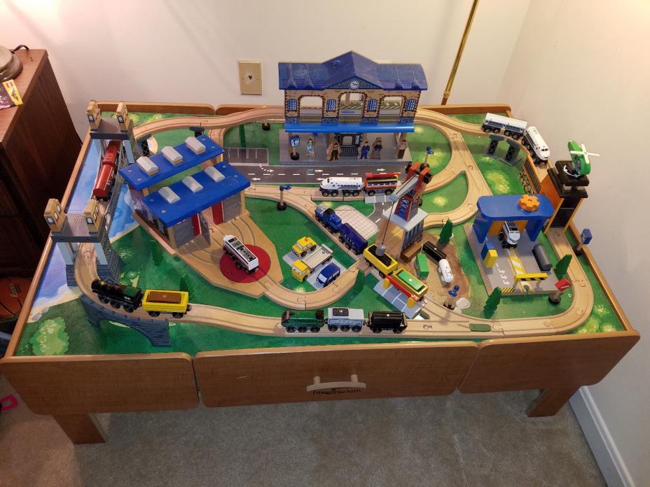Imaginarium Train Table Set Up & ... Set Up Imaginarium Train Table ...