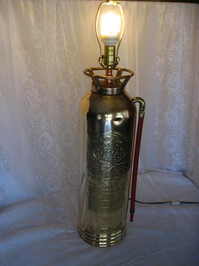 Fire Extinguisher Lamp - For Sale Classifieds