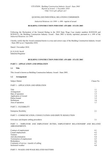 Private Security Industry Act 2001