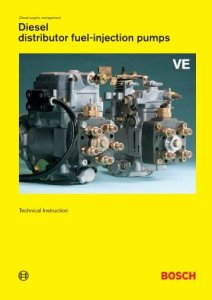 Diesel distributor fuel injection pumps VE   K Jet org Diesel Distributor Fuel Injection Pumps VE   Gnarlodious